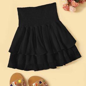 Black Shein Skirt